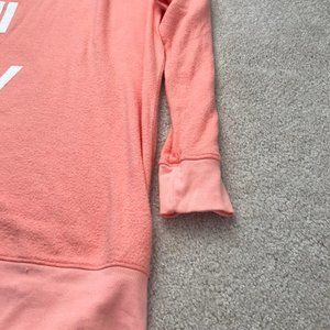 Wildfox Tops - Wildfox Rosé All Day Oversize Pullover (XS) NWOT